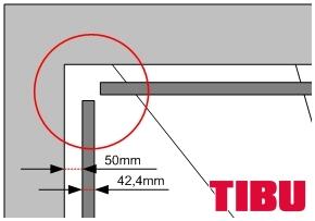 TIBU Treppenshop Hinweis Treppenecken Ausschnitt